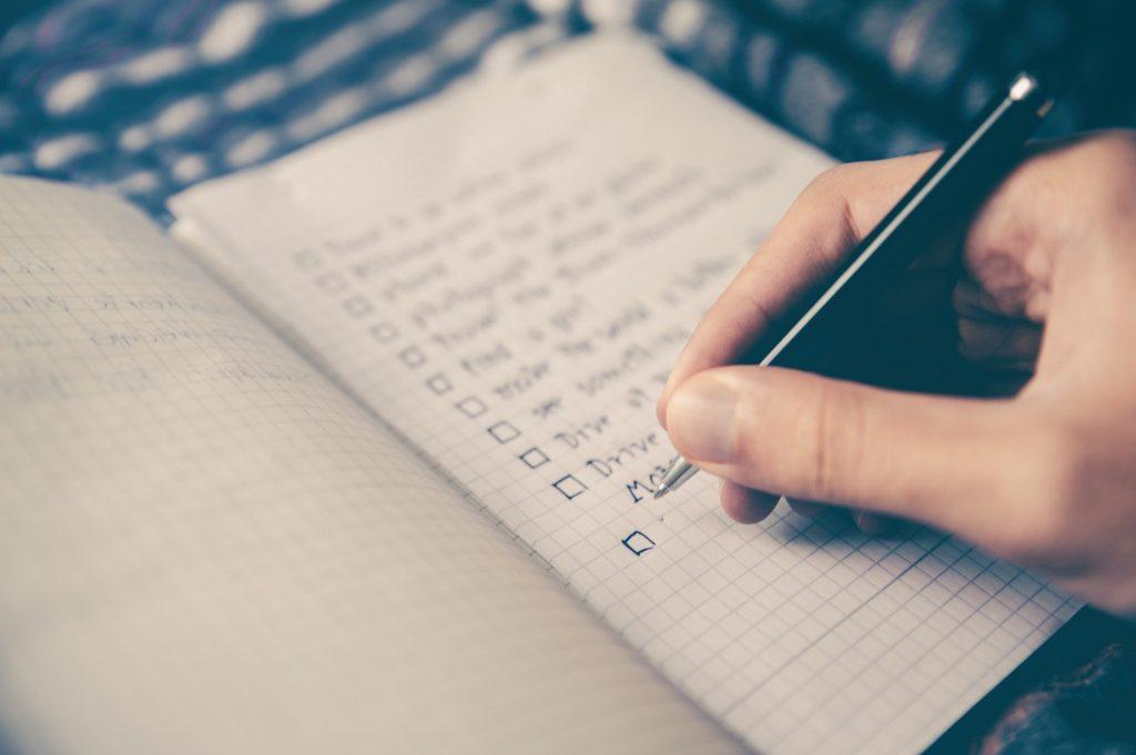 Checklist Marketing Agricolo